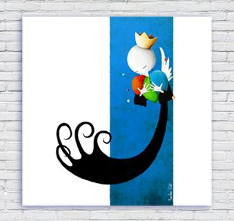 heart wings illustrazione feroldi