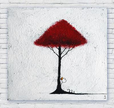 The Tree Feroldi illustrazione
